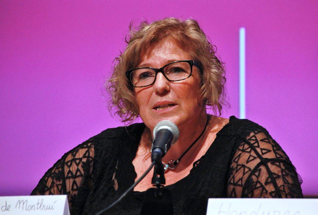 Neus Bartrolí Mestra, artterapeuta, comunicadora social i periodista